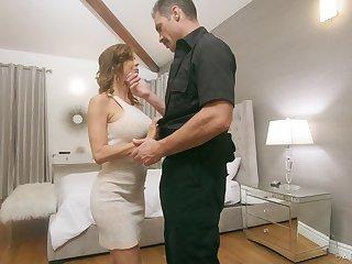 Bobby fucks juggy wife Alexis Fawx headway her husbands