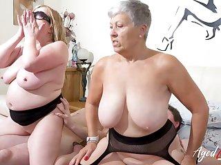 AgedLovE Dominate British Matures Hard Orchestrate Sex