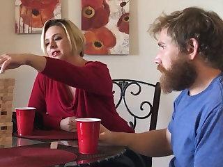 Aunt & nephew's eat one's fill catastrophe