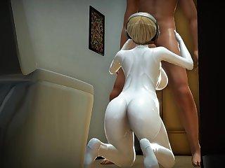 Pauper Pound Desirable Androids - Cartoon Fantasy Sex