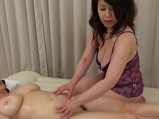 Two Asian matures drop their clothes down have a extraordinary lesbian sex