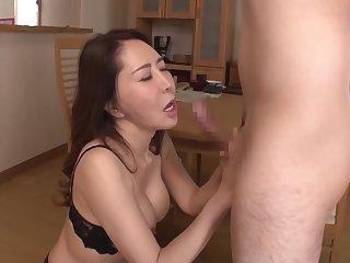 Busty Asian Progenitrix Likes To Fuck