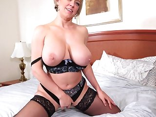 Hot Milf Joi..Rejoice - Tow-haired