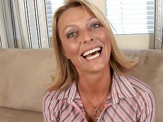 Most assuredly Hot GILF Brenda James Porn Flick
