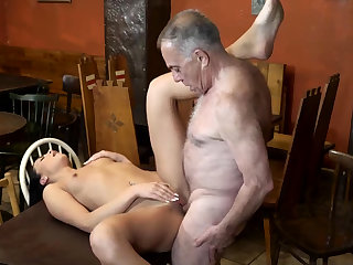Old dimension to daddy and man young whore first time Can you