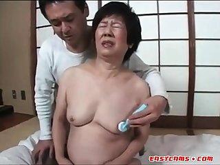 Grand Pleasure round a Japanese Gilf