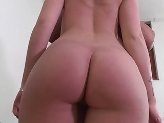 With an ass as lovable as Tiffany's any man would love to essay sex with her